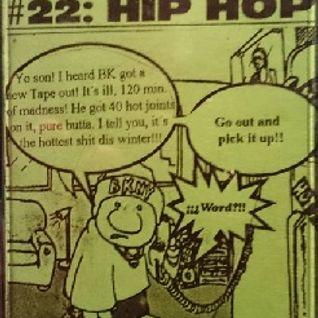 DJ BK - Tape #22 (1998)