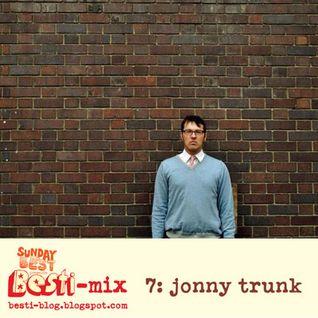 Besti-mix 07: Jonny Trunk