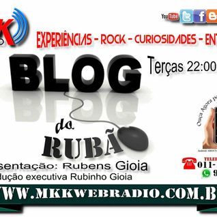 "Programa ""Blog do Rubão"" 03/FEV/2015 - Spider"