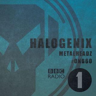 Halogenix- Metalheadz #DNB60