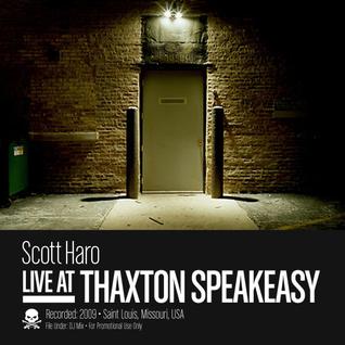 Live at Thaxton Speakeasy