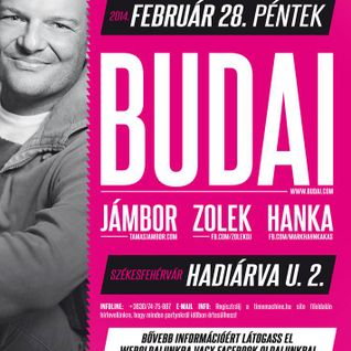 Zolek live @ Time Machine (JAM, Székesfehérvár)-2014-02-28