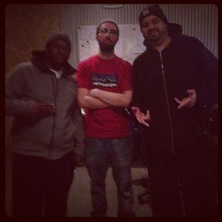 Show#496 w/ Kenny Dope & Rasheed Chappel in studio
