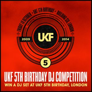 """UKF 5th Birthday Competition"" 50 tracks in 30 minutes. Is it possible? You decide!"