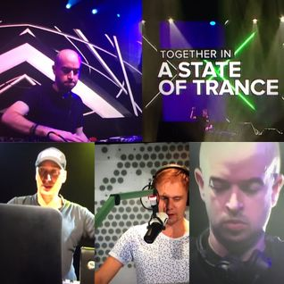 Asota Music presents Warm Up Set Live for Asot Festival Mexico Armin Van Buuren Trance Family