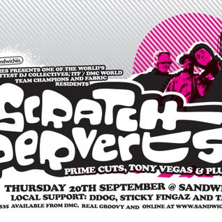 Scratch Perverts - Sandwiches 2007