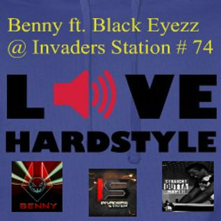 Benny ft. Black Eyezz @ Invaders Station #74 (March 24th 2016)