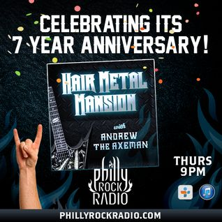 Hair Metal Mansion Radio Show #472