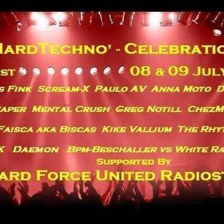 Paulo AV - Techno 2 Hard Techno Celebration
