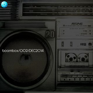 The Boombox Podcast 002 Dec2014 Phunktastike