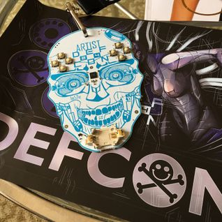 DEF CON 24 - DC801 Party Set