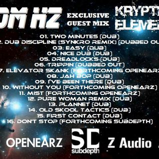 Kryptik:Elementz Exclusive Guest Mix 07: Dom Hz