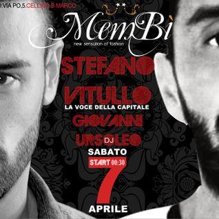 7 Aprile 2012 Membì Disco @ Cellino S.Marco(BR)