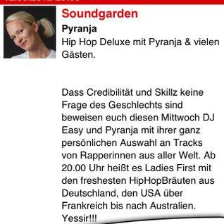 The Illest Female Rappers @ Soundgarden