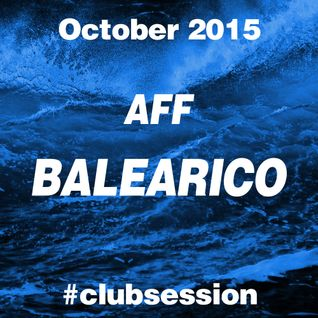 2015 OCTOBER - AFF BALEARICO Club Session