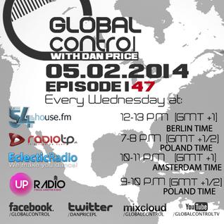 Dan Price - Global Control Episode 147 (05.02.14)