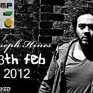 "Joseph Hines ""Stomp n Fomp mix""(FOMP Records)QH Radio Monday Guest Show 2012"