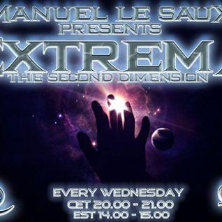 Manuel Le Saux pres. Extrema 341 on AH.FM (11-12-2013)
