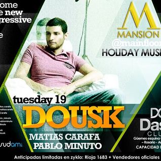Matias Carafa @ Dash Club Warm Up Dousk 19-6-2012