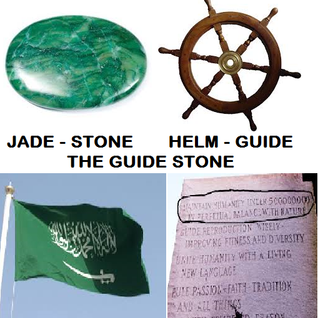 "JADE HELM DECODED: JADE HELM = ""GUIDE STONE"" - AUDIO BLOG EXPLANATION BY STEVE FLETCHER"