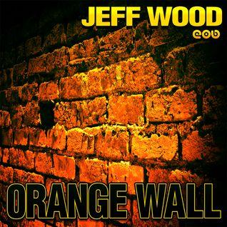 Jeff Wood - Orange Wall