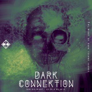 Dark Connektion - TONONO - Bunker Bar, 06 Ago 16 - Cerebral Techno