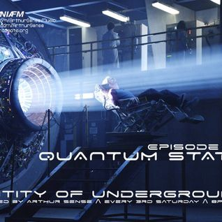 Arthur Sense - Entity of Underground #045: Quantum State [May 2015] on Insomniafm.com