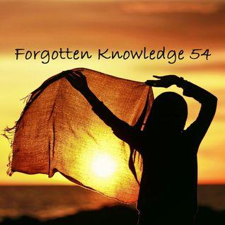 DJ Future Underground - Forgotten Knowledge vol 54