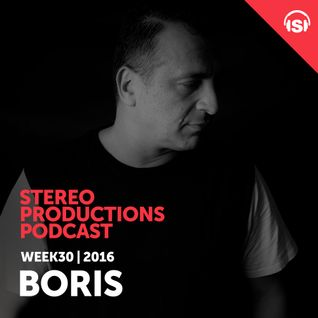 WEEK30_16 Guest Mix - Boris (US)