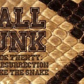Ball Junk Podcast Episode #20: The Resurrection of Jake the Snake