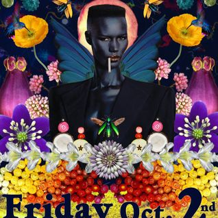 80s Night with the  Grace Jones Poster (Live Casa Mix)
