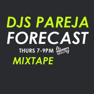Djs Pareja - Forecast Mixtape (2014)