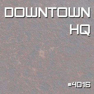 Downtown HQ #4016 (Radio Show with DJ Ramon Baron)
