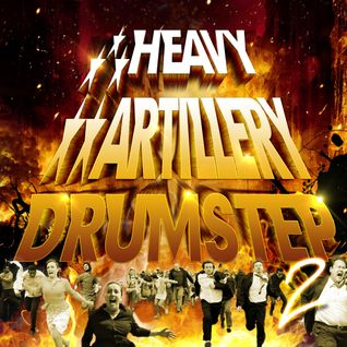 Heavy Artillery Drumstep 2 (mixed by Urban Assault)
