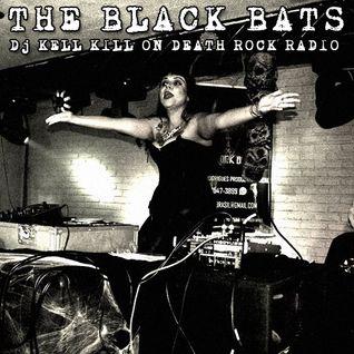 Dj Kell Kill - The Black Bats EP#2