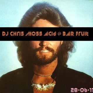 DJ Chris Moss Acid @ Bar Fruit