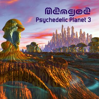 MANGoA - Psychedelic Planet vol.3 - 2004
