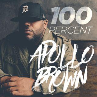 100% Apollo Brown