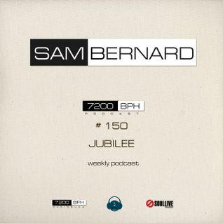 7200 BPH # 150 (Jubilee)