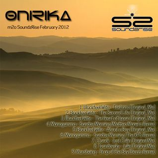 Onirika @ m2o - soundzrise /08.feb.12
