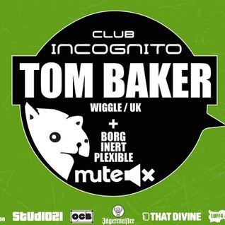 Tom Baker Live @ Incognito (Mutex Event) March 2014, Varna, Bulgaria PART 3
