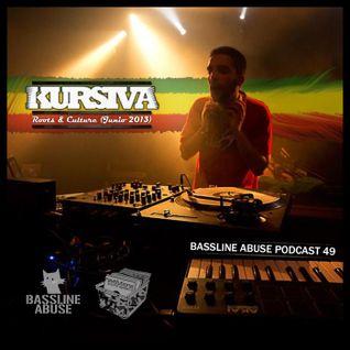 Episode 49: Kursiva - Roots & Culture (Junio 2013)