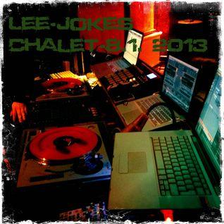 """Chalet_DJ-LiveSet"" / Lee-Jokes 2013"