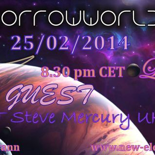 Tomorrowworld of LillyAnn- LillyAnn -SteveMercury 25/02/2014