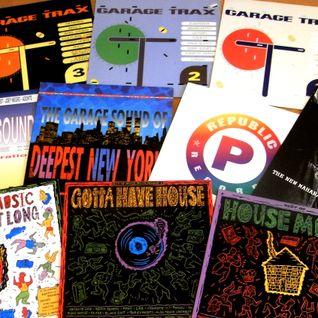 tORU S. classic House Mix Vol.14 1989.10.11