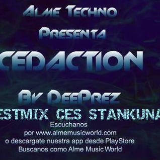 DeePrez - Cedaction 013 - 22-06-2016 / Alme Music World - Invitado especial Ces Stankunas