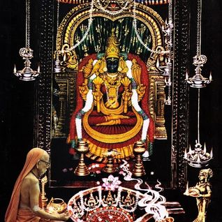 Periyava as Durga to Shri Ra Ganapathi