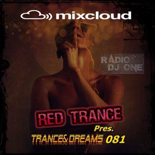 Red Trance - Trance&Dreams 081