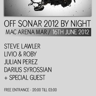 Steve Lawler - Live @ VIVa MUSIC Shovcase, Macarena Club, Sonar 2012 - 16.06.2012