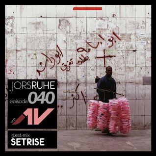 JorsRuhe 040 (Guest-mix SETRISE)